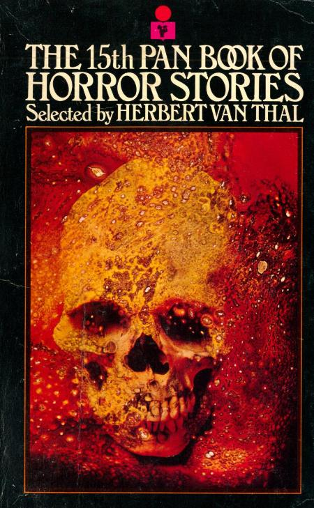 15th Pan Book of Horror Stories (1974) by Herbert Van Thal (Ed)
