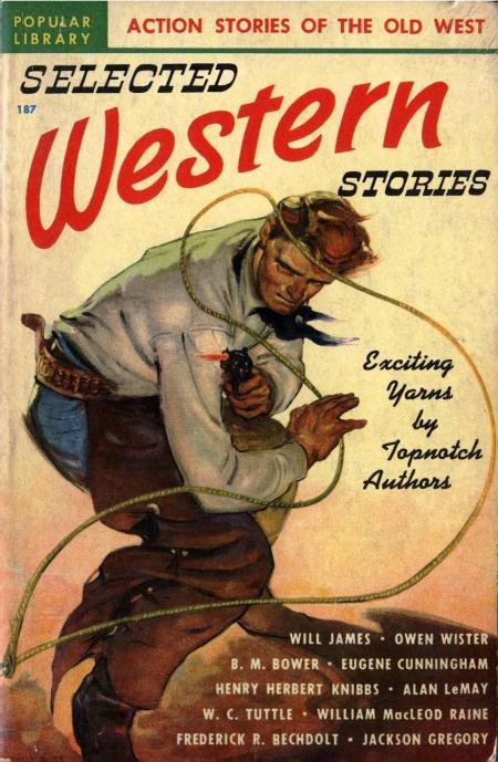 Selected Western Stories (1949) by Leo Margulies (ed)