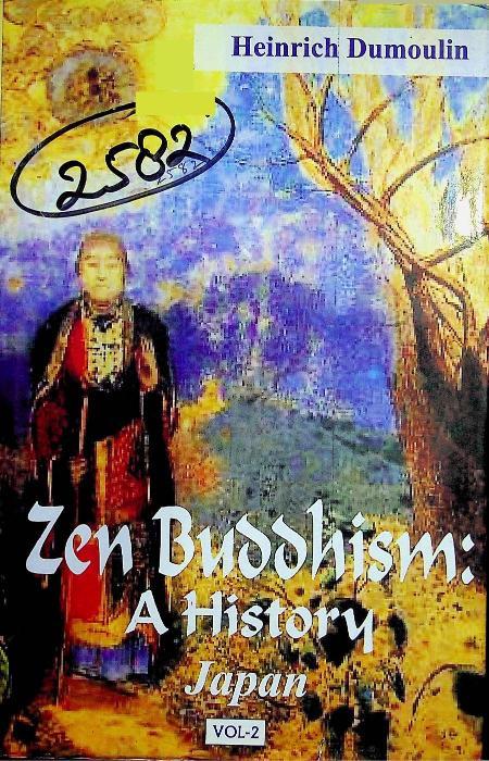 Zen Buddhism A History Volume 2 - Japan