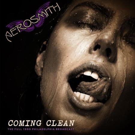 Aerosmith - Coming Clean (Live 1990) (2021)