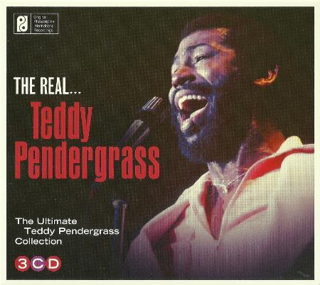 Teddy Pendergrass - The Real    Teddy Pendergrass (3CD) (2014)