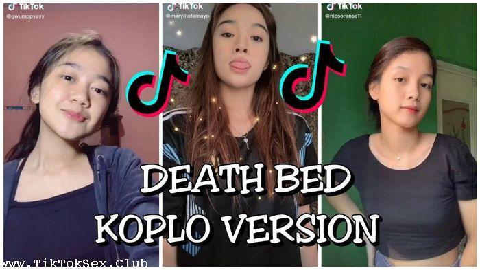 195141418 0360 at death bed koplo version   tiktok erotic video beautiful girl dance compi - Death Bed (Koplo Version) - TikTok Erotic Video Beautiful Girl Dance Compilation / by TubeTikTok.Live