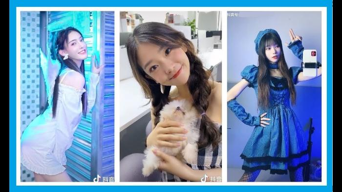 195142242 0497 at vitamin girls xinh thien duong gai xinh  2   tik tok teens trung q - Vitamin Girls Xinh, Thiên Đường Gái Xinh  2 - Tik Tok Teens Trung Quốc / by TikTokTube.Online