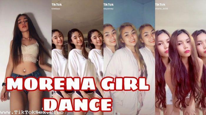 195148433 0430 tty morena girl challenge tiktok teens compilation - Morena Girl Challenge TikTok Teens Compilation / by TubeTikTok.Live