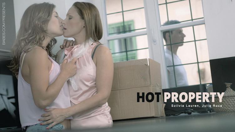 [Babes] - Julia Roca, Silvia Lauren - Hot Property: Part 2 (2021 / FullHD 1080p)