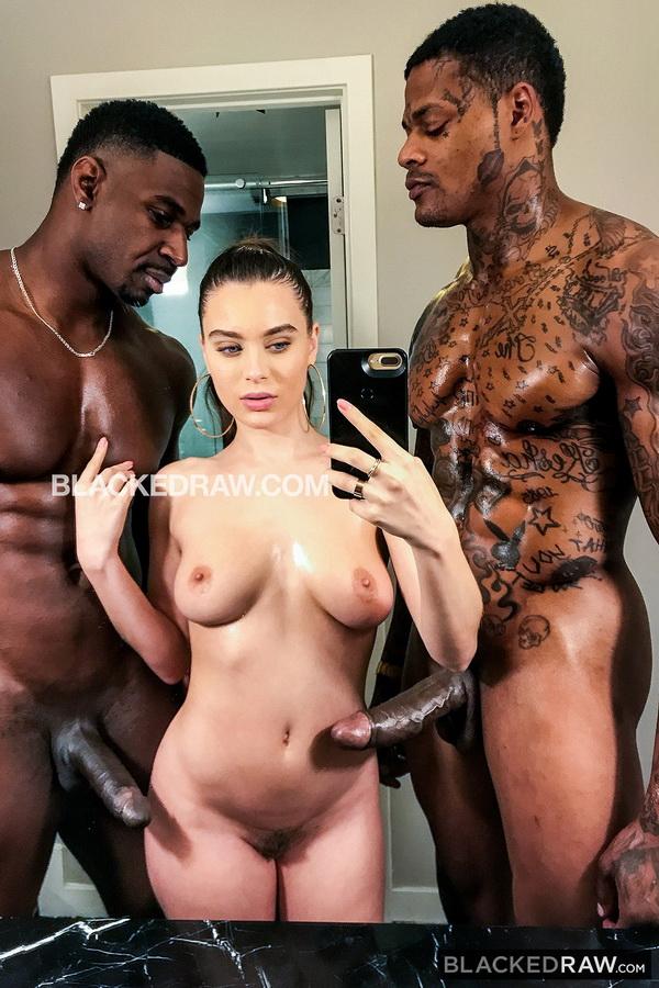 My BBC Anal Threesome Fantasy