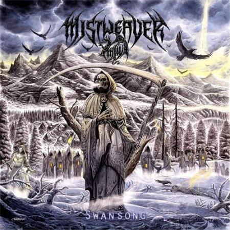 Mistweaver - 2021 - Swansong