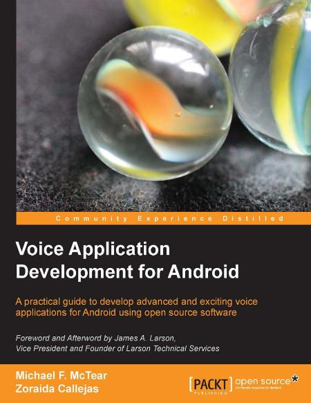 Mctear Callejas Voice Application Development For Android 2013