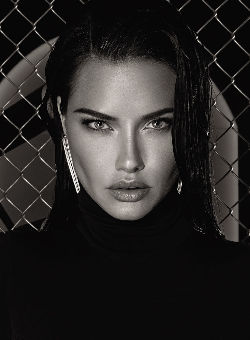 Супер-женщина Адриана Лима в журнале Numero Россия / фото 01