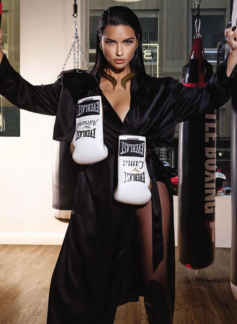 Супер-женщина Адриана Лима в журнале Numero Россия / фото 06