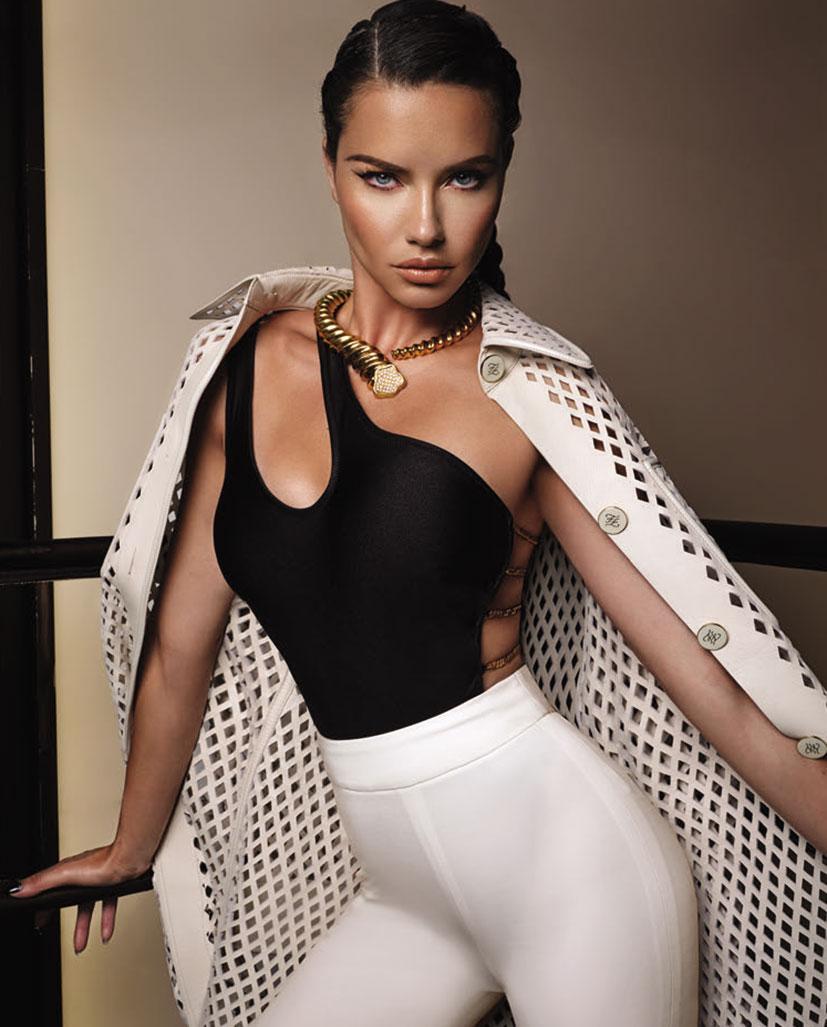 Супер-женщина Адриана Лима в журнале Numero Россия / фото 07
