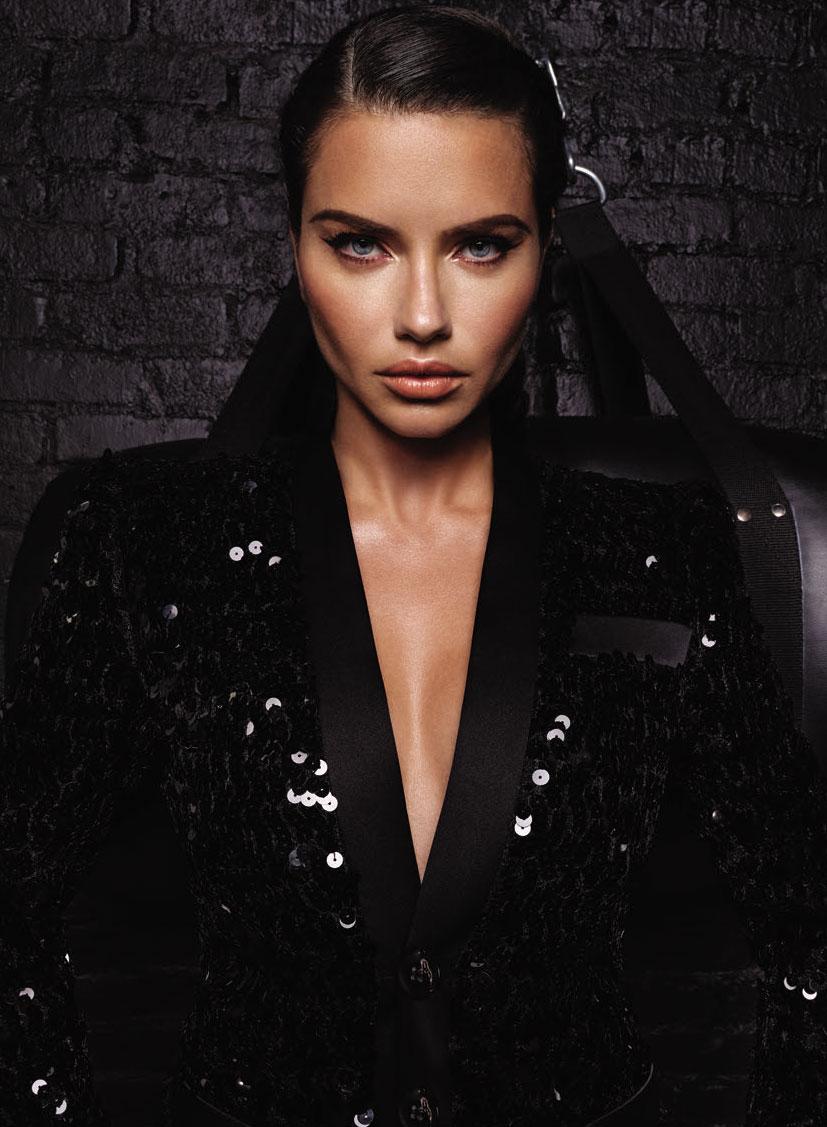 Супер-женщина Адриана Лима в журнале Numero Россия / фото 14