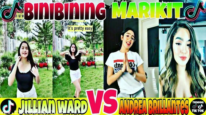 196159078 0526 tty jillian ward vs andrea brillantes binibining marikit dance challenge - Jillian Ward Vs Andrea Brillantes Binibining Marikit Dance Challenge [720p / 78.89 MB]