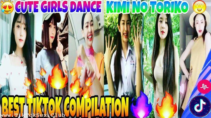 196159094 0528 tty kimi no toriko dance challenge remix   cute girls best tiktok teens - Kimi No Toriko dance Challenge Remix - cute Girls Best TikTok Teens [360p / 91 MB]