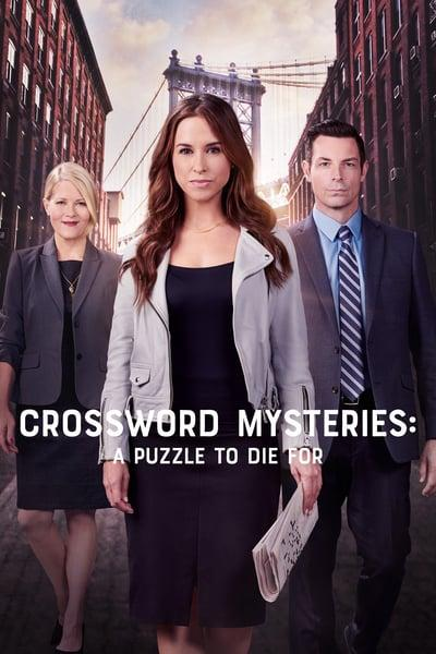 Crossword Mysteries A Puzzle To Die For (2019) 1080p [WEBRip] [5 1] [YTS]