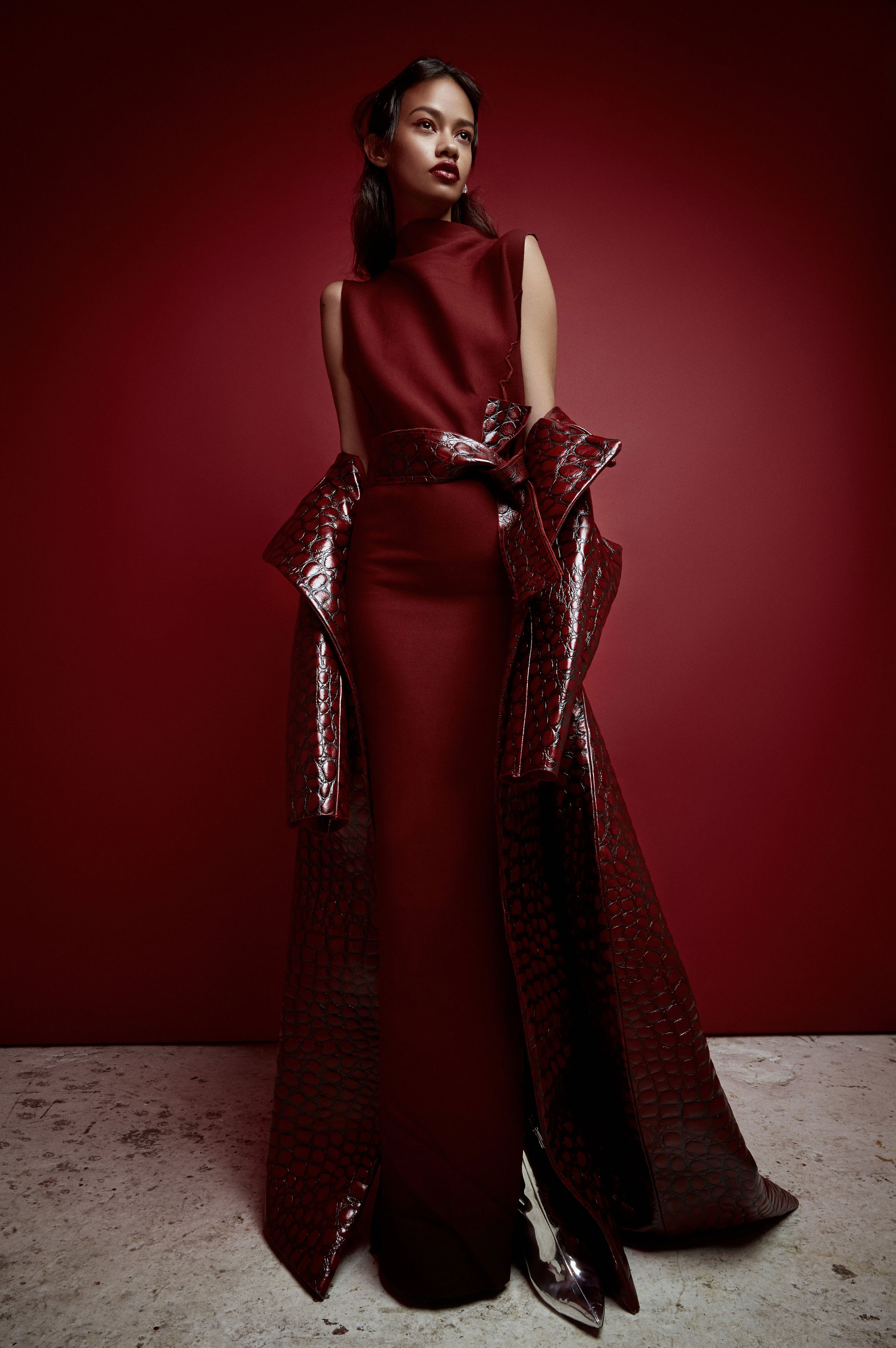 Таис Мартинс - женщина в красном / фото 10