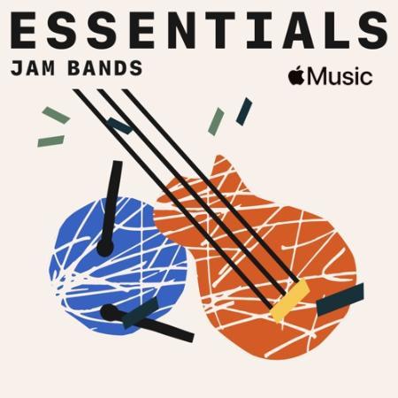 VA - Jam Band Essentials (2021)