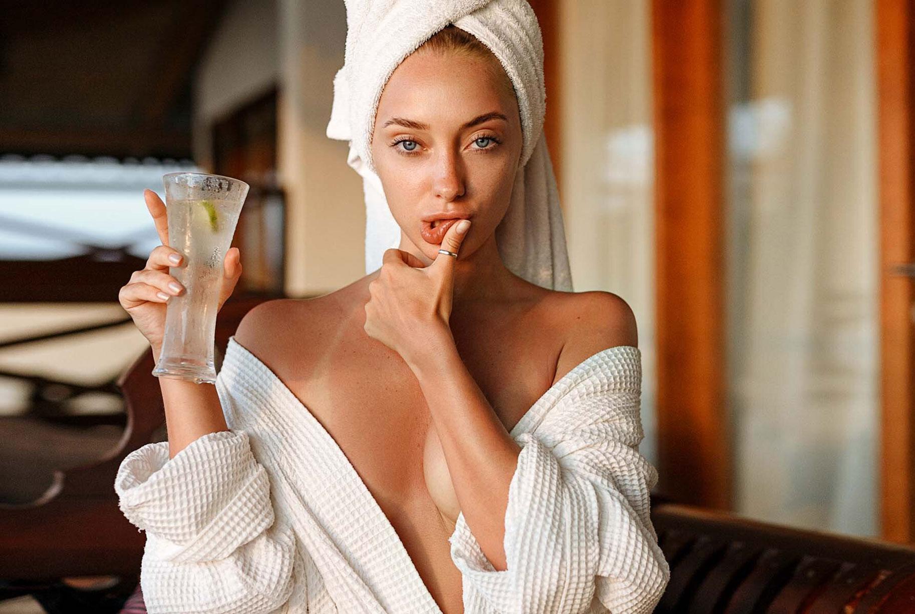 вечерний коктейль на курорте с Анной Иоанновой / фото 01