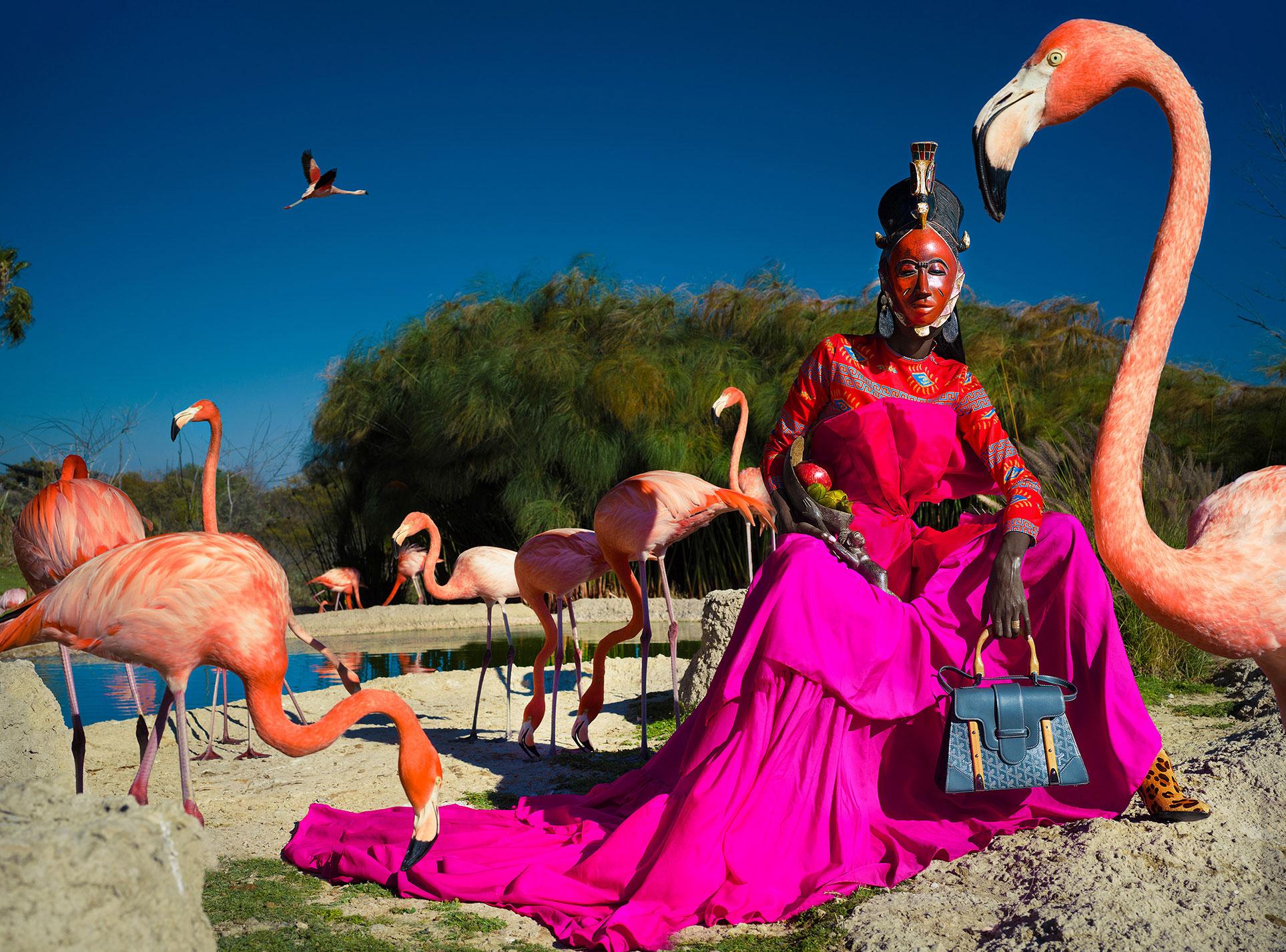 Африканская коллекция модного бренда Regina Castillo / фото 01