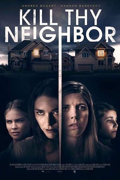 Kill Thy Neighbor 2019 1080p AMZN WEBRip DDP5.1 x264-Meakes