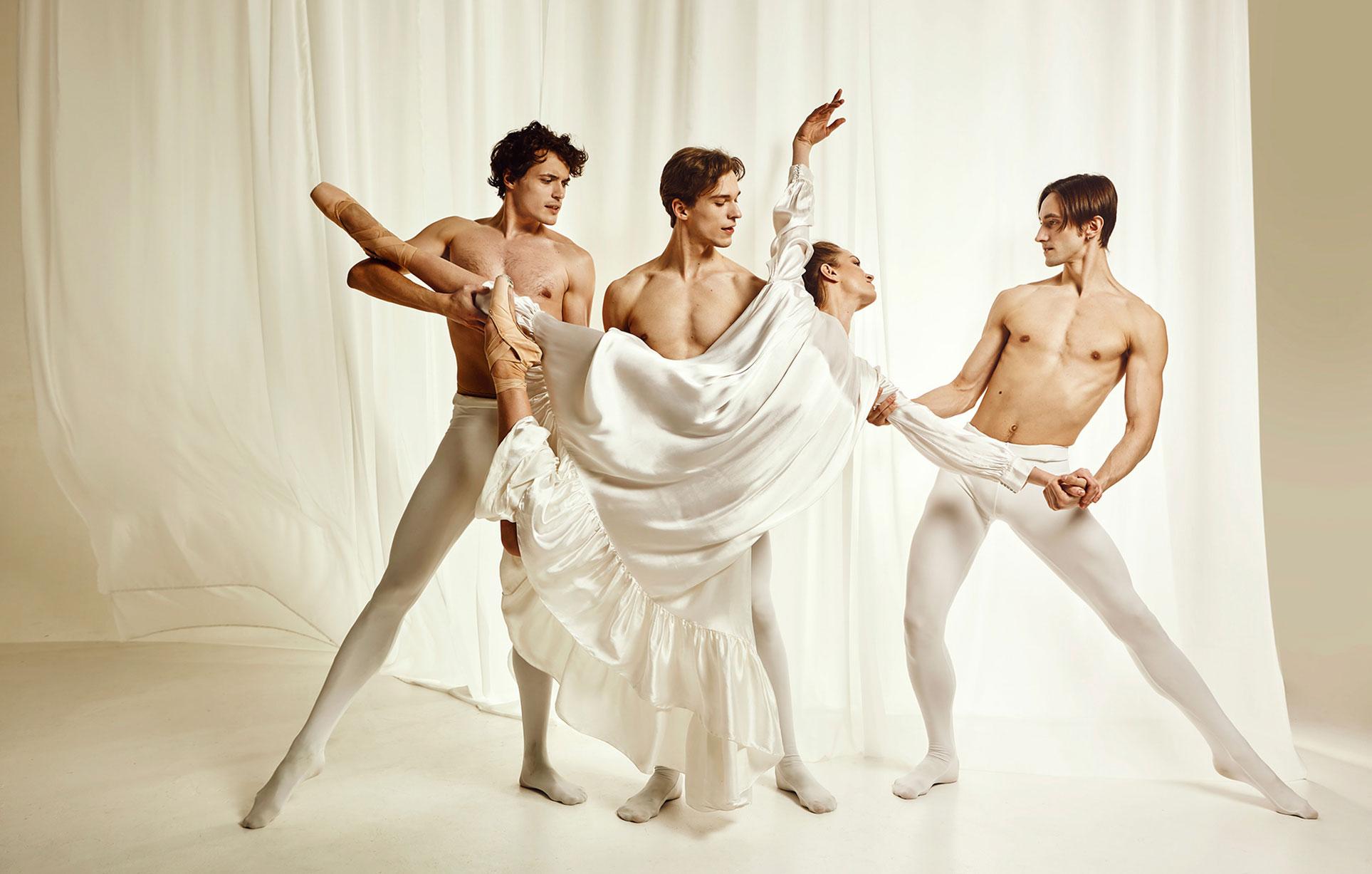 Анастасия Шевченко, прима-балерина Национальной Оперы Украины / фото 10