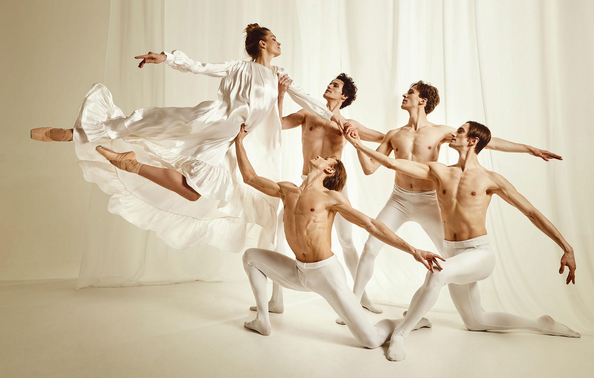 Анастасия Шевченко, прима-балерина Национальной Оперы Украины / фото 11