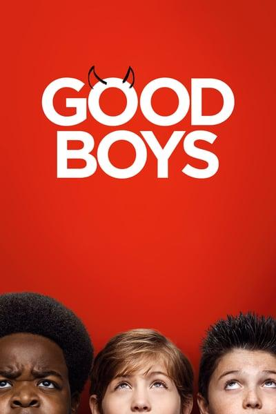 Good Boys 2019 2160p WEB-DL x265 10bit SDR DTS-HD MA 5 1-SWTYBLZ