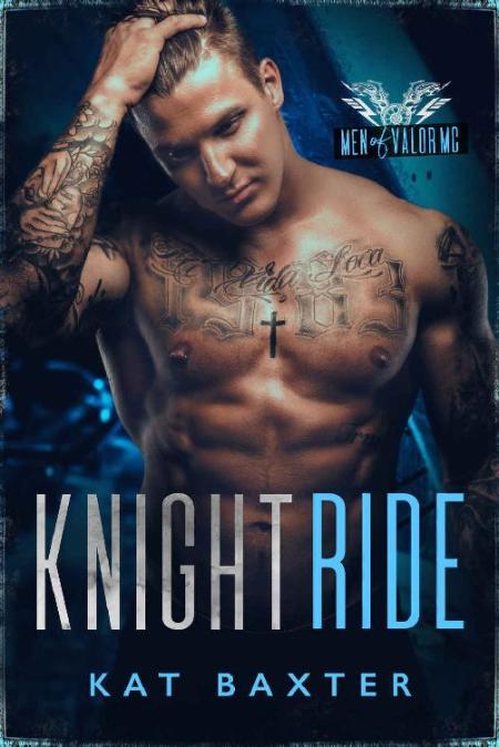 Knight Ride  A BBW MC Romance - Kat Baxter