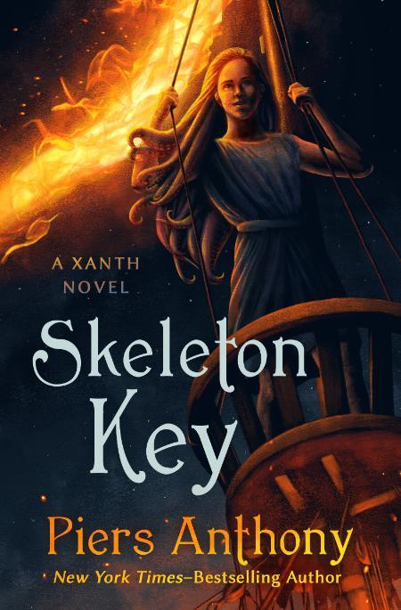 Skeleton Key - Piers Anthony