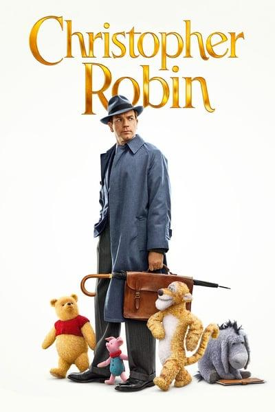 Christopher Robin 2018 2160p DSNP WEB-DL x265 10bit HDR DTS-HD MA 7 1-SWTYBLZ