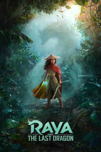 Raya and The Last Dragon 2021 720p WEBRip 800MB x264-GalaxyRG
