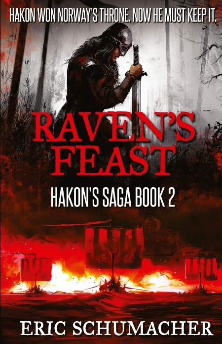 Raven's Feast by Eric Schumacher