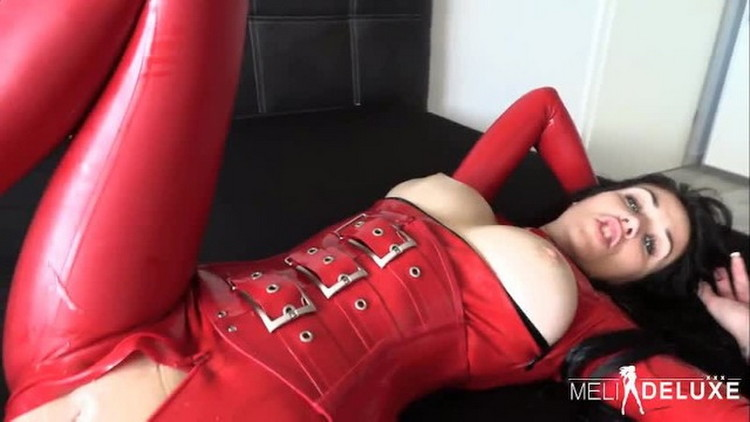 Meli Deluxe - Young German Slut Fucked in Latex [MeliDeluxe] (SD|MP4|38.0 MB|2021)