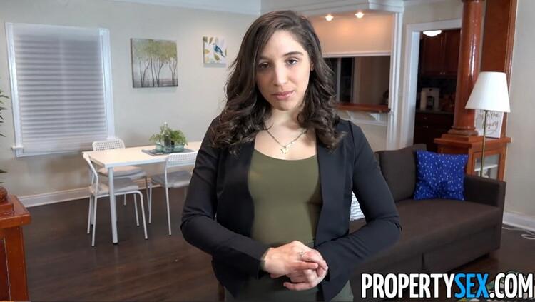 PropertySex: Abella Danger College Student Fucks Agent with Amazing Ass [FullHD 1080p]