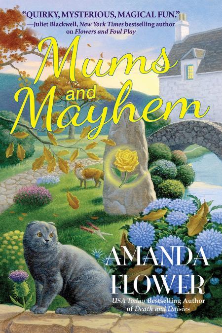 Mums and Mayhem - Amanda Flower