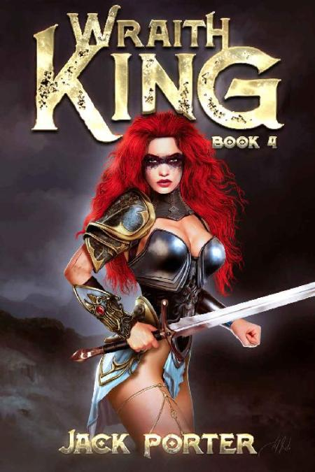 Wraith King 4 - Jack Porter