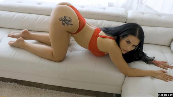 Busty Tattooed Babe Katrina Jade Gets her Big Ass Creampied by Monster BBC