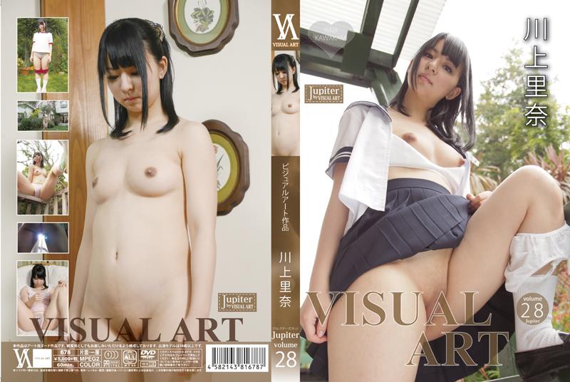 [SHIB-678] Rina Kawakami 川上里奈 – VISUAL ART JUPITER volume.28