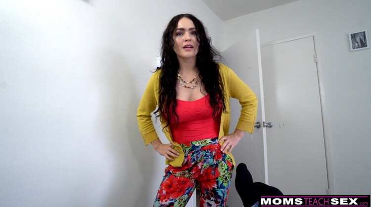 MomsTeachSex: Krissy Lynn Stepmom this is a little Taste of exactly why your Dad Married Me [FullHD 1080p]