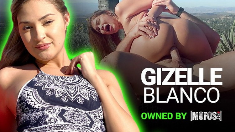 Gizelle Blanco - Amateur Gizelle Blanco gives POV Blowjob and Foot Job to Charles Deras Big Dick [Mofos] (FullHD|MP4|1007 MB|2021)
