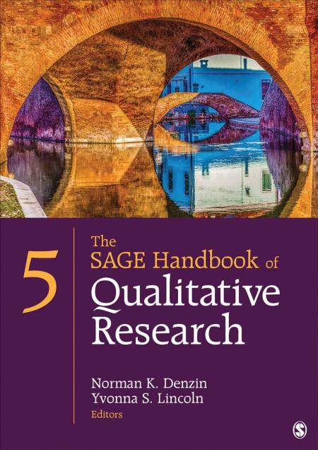 The Sage Handbook Of Qualitative Research By Norman K Denzin Yvonna S Lincoln