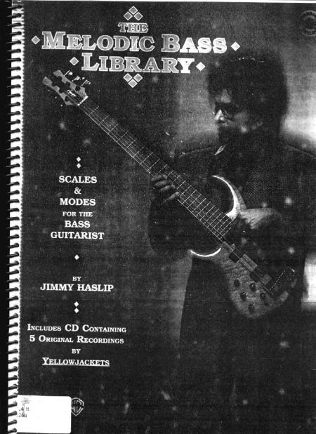 Haslip Jimmy The Melodic Bass Library 1995