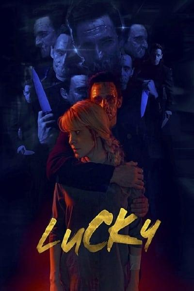 Lucky 2020 720p WEBRip 800MB x264-GalaxyRG