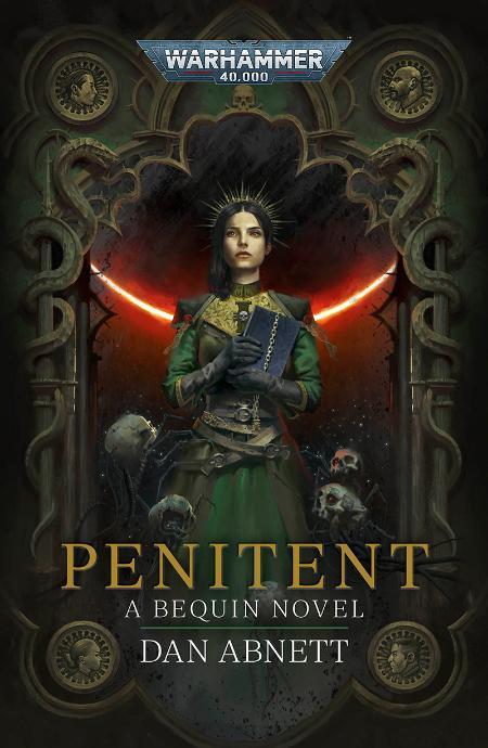 Penitent by Dan Abnett