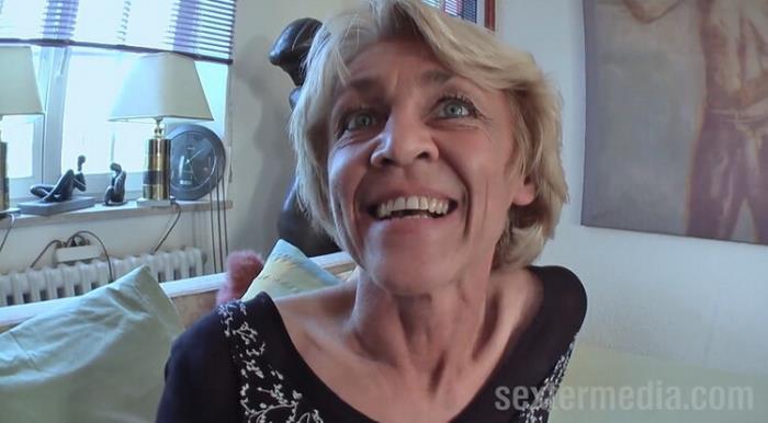 Rita - Horny GILF Rita wants the Pussy Fuck and Anal Fuck: 851 MB: FullHD 1080p - [SexterMedia]