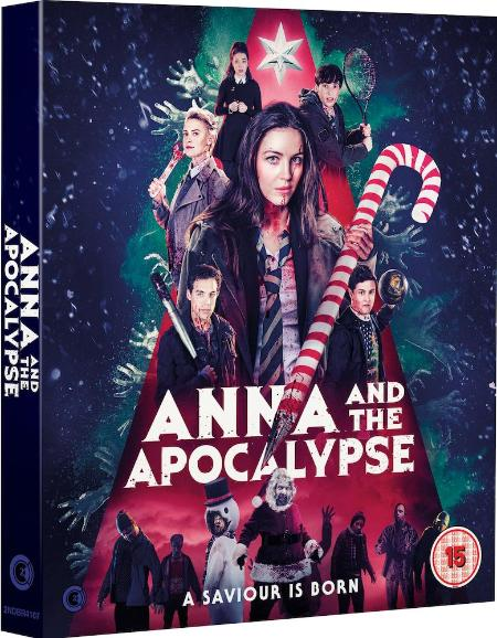 The Making Of Anna And The Apocalypse (2019) 720p BluRay [YTS]
