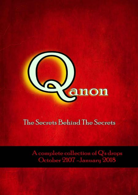 Qanon The Secrets Behind The Secrets Research Ed