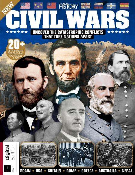 All About History Civil Wars