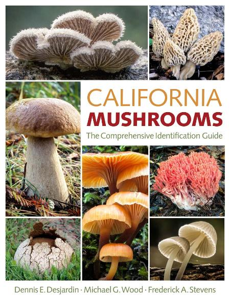 California Mushrooms The Comprehensive Identification Guide
