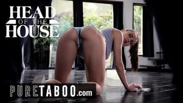 Lana Rhoades Deals with Strict Step-Brother